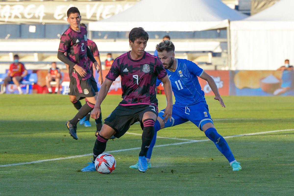 Mexico v Rumania: U23 Friendly