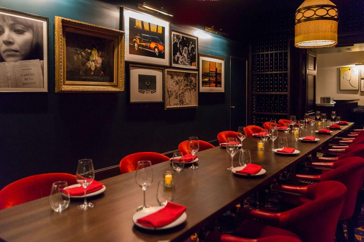 The Cellar at NoMad Restaurant