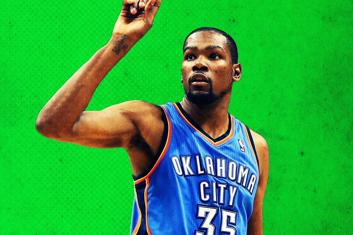 Kevin Durant Was The Thunder And Maybe That Was The Problem The