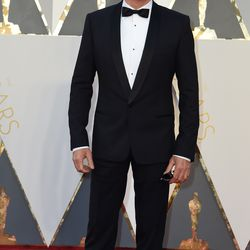 Michael Keaton wears a classic tux. Photo: VALERIE MACON/Getty Images