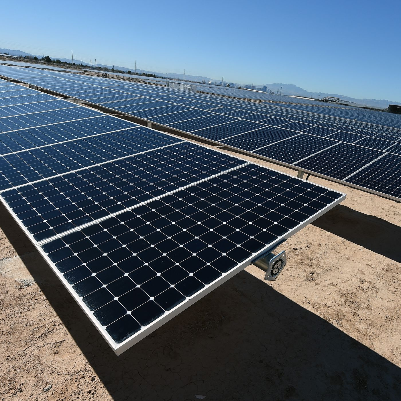 solar panels now cost less thank government policy vox