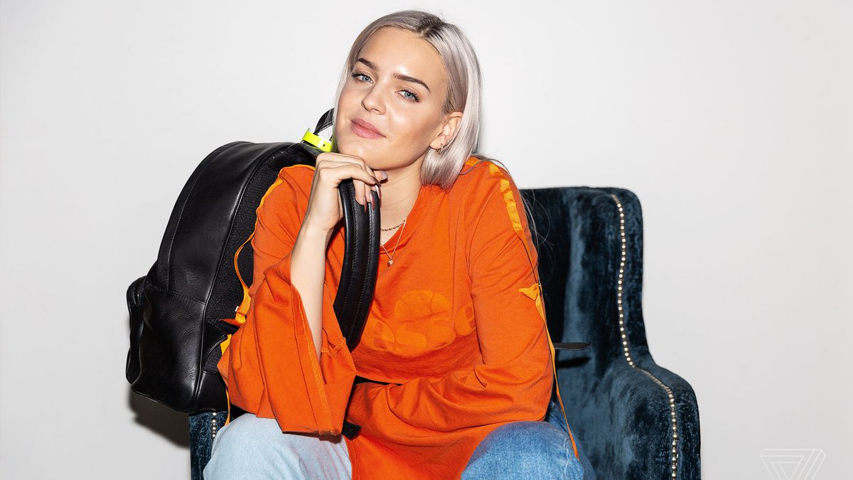 What's in your bag, Anne-Marie? - The Verge
