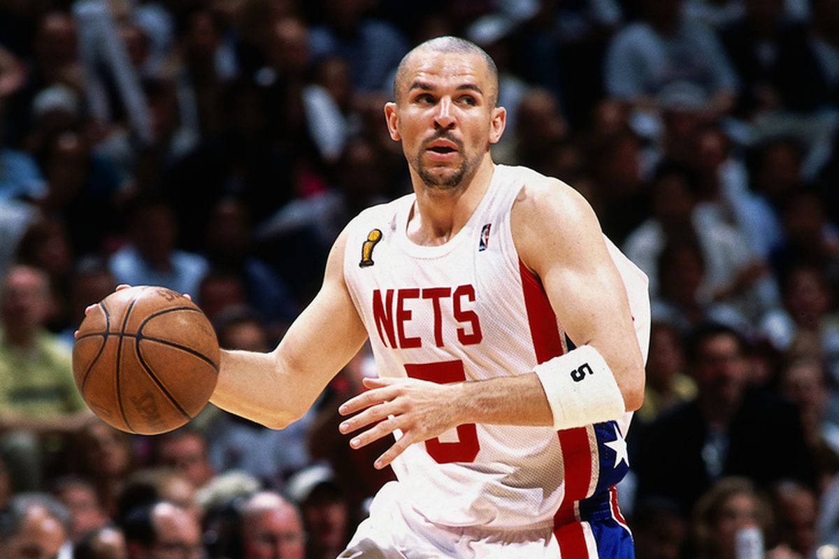 The Brooklyn Nets announced today that they will be retiring Jason Kidd s  No. 5 jersey this season via their Twitter account. 2ba5e0599