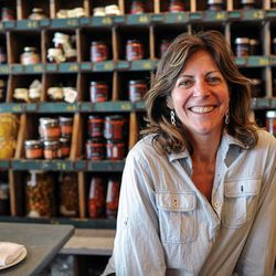 """<a href=""""http://ny.eater.com/archives/2012/08/donna.php"""">The Gatekeepers: Il Buco Alimentari's Donna Lennard</a>"""