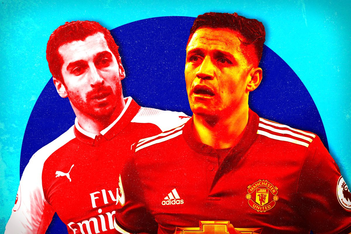 huge selection of 9c8ca 70da9 Winners and Losers From the United-Arsenal Sanchez ...