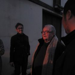 Maite Montenegro, Kevin Patricio (of Choptank), Juan Mari Arzak and David Chang
