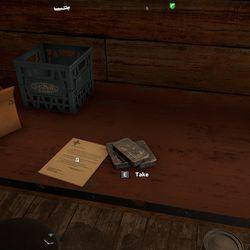 Far Cry 5 Nolan's fly shop silver bars