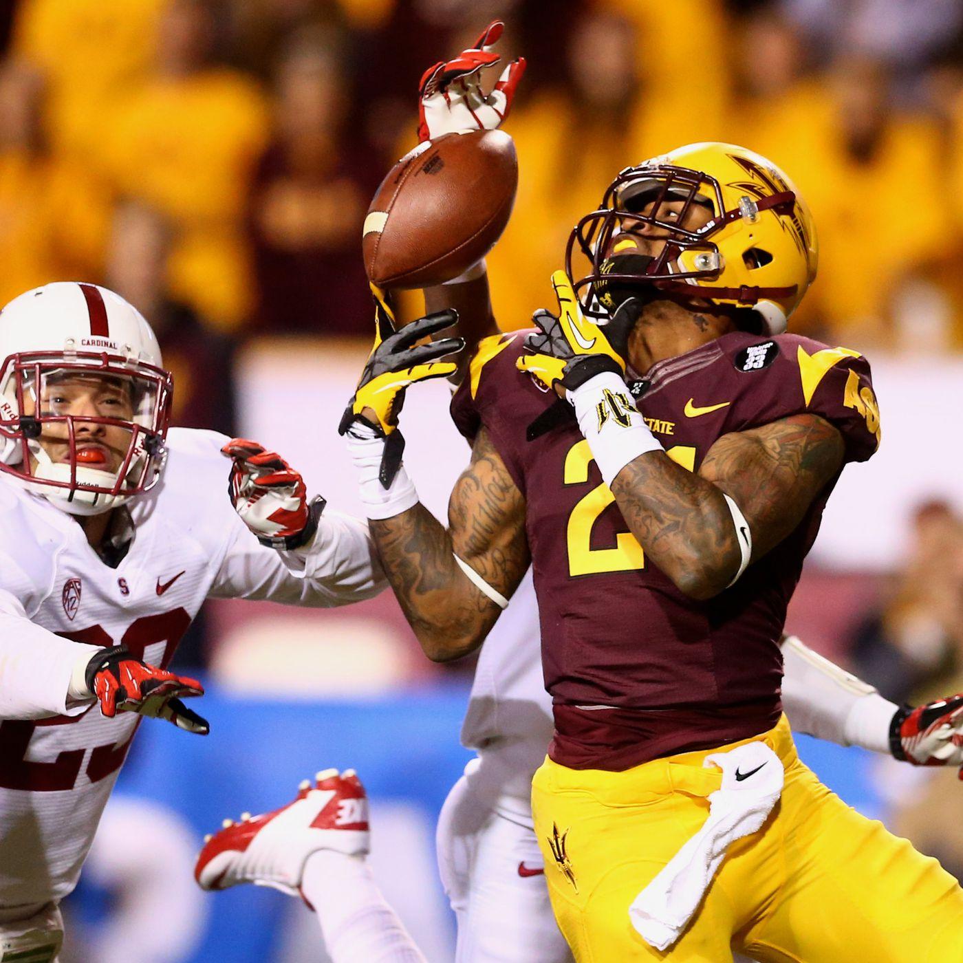 0ff89984e ASU Football Recruiting: Wide receiver becomes a position of strength. New  ...