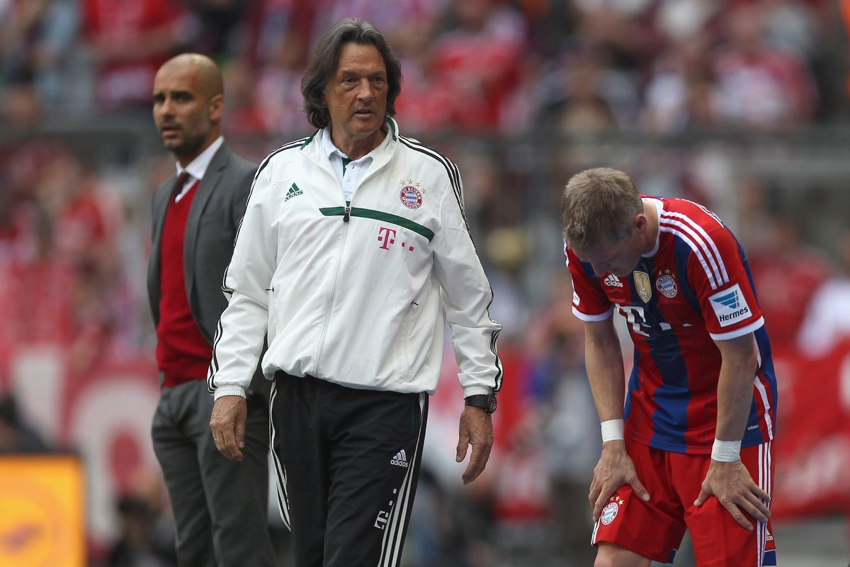 Dr  Muller-Wohlfahrt discusses doping, attacks Pep Guardiola