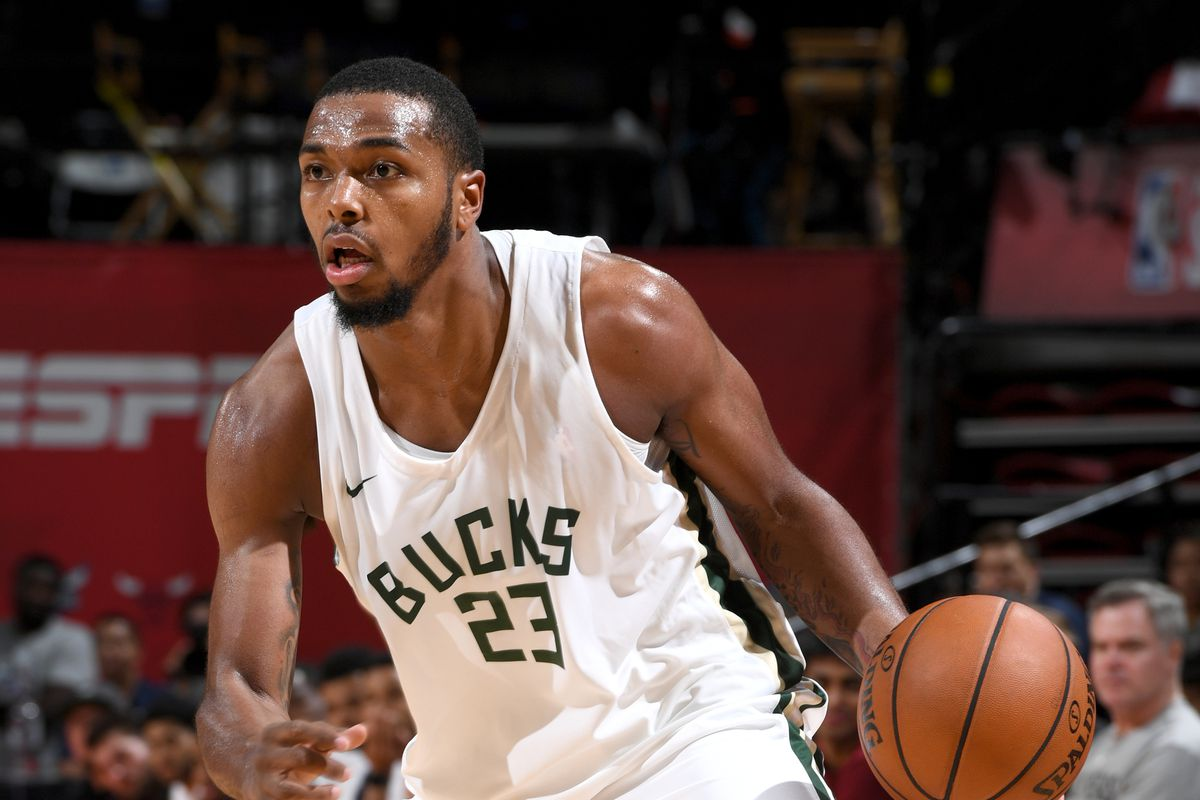 Milwaukee Bucks Summer League Roster Announced