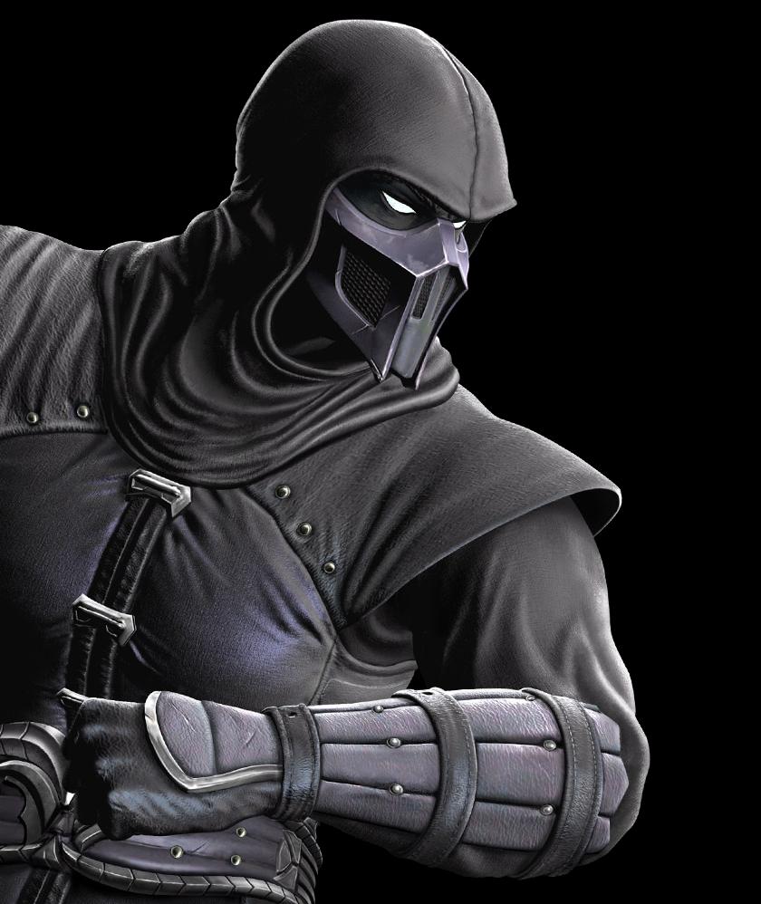 Noob Saibot in Mortal Kombat (2011)