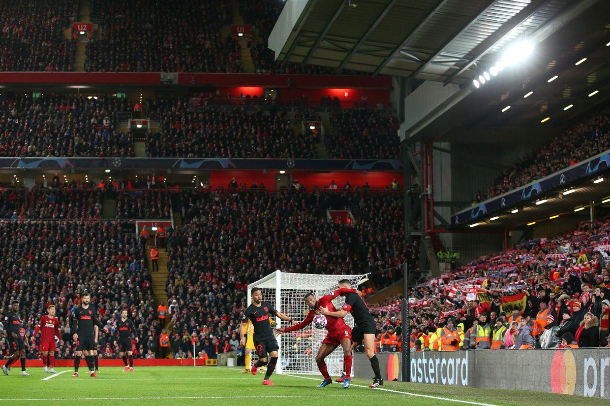 Uefa Postpones Upcoming Champions League And Europa League Matches Sbnation Com