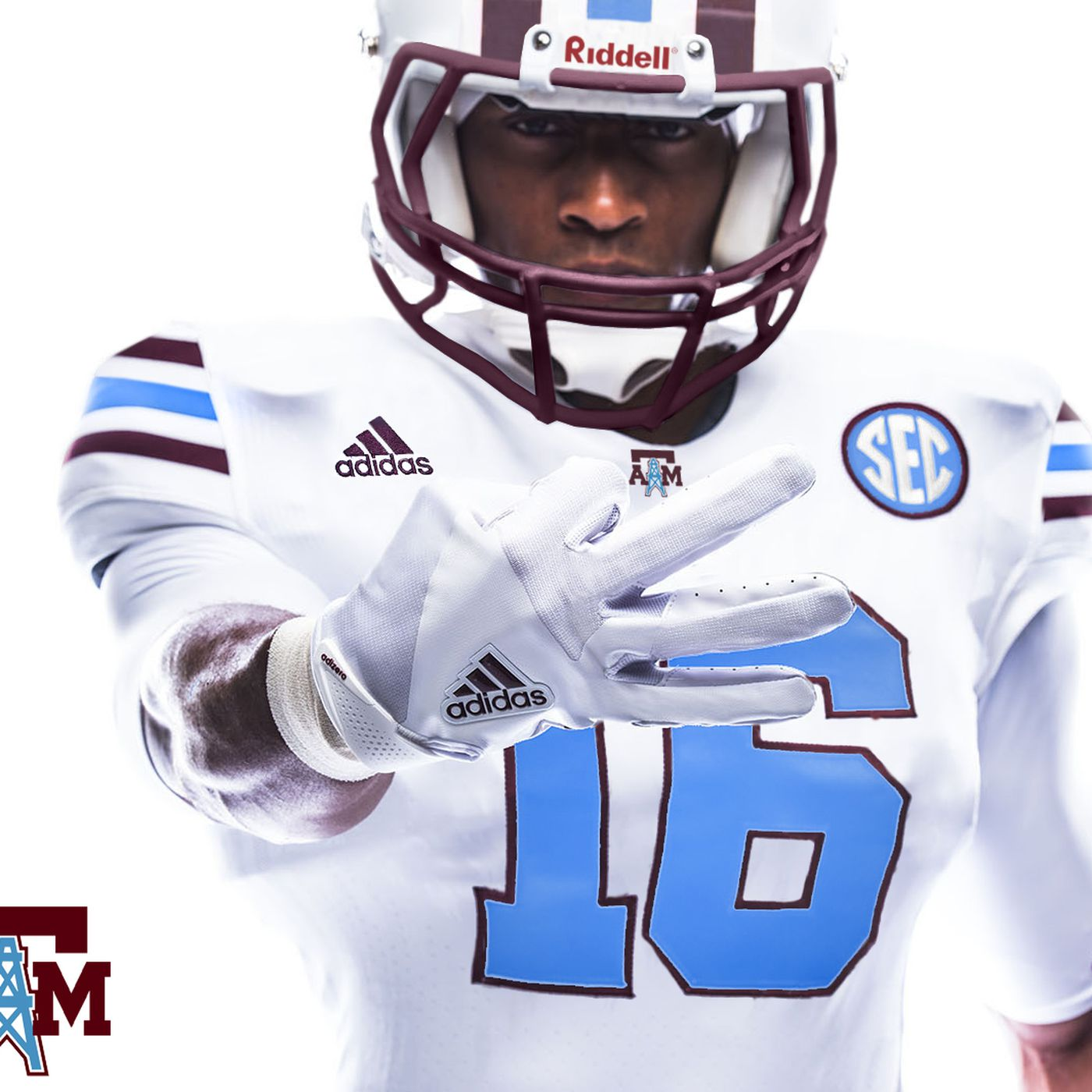 new style 43086 7156d Texas A&M to wear Houston Oilers tribute uniforms in ...