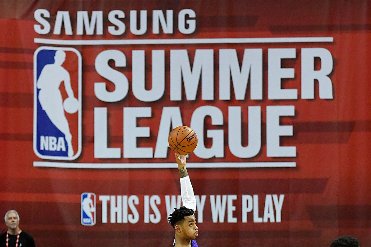 No, our photo archive doesn't have any Blazers Summer League pictures.