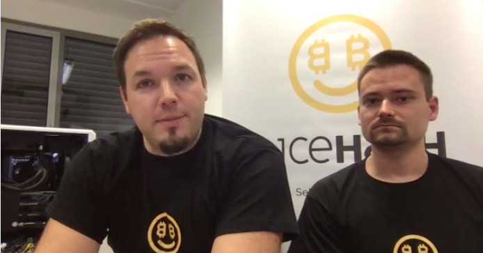 Founders of hacked crypto-mining site apologize over Facebook livestream