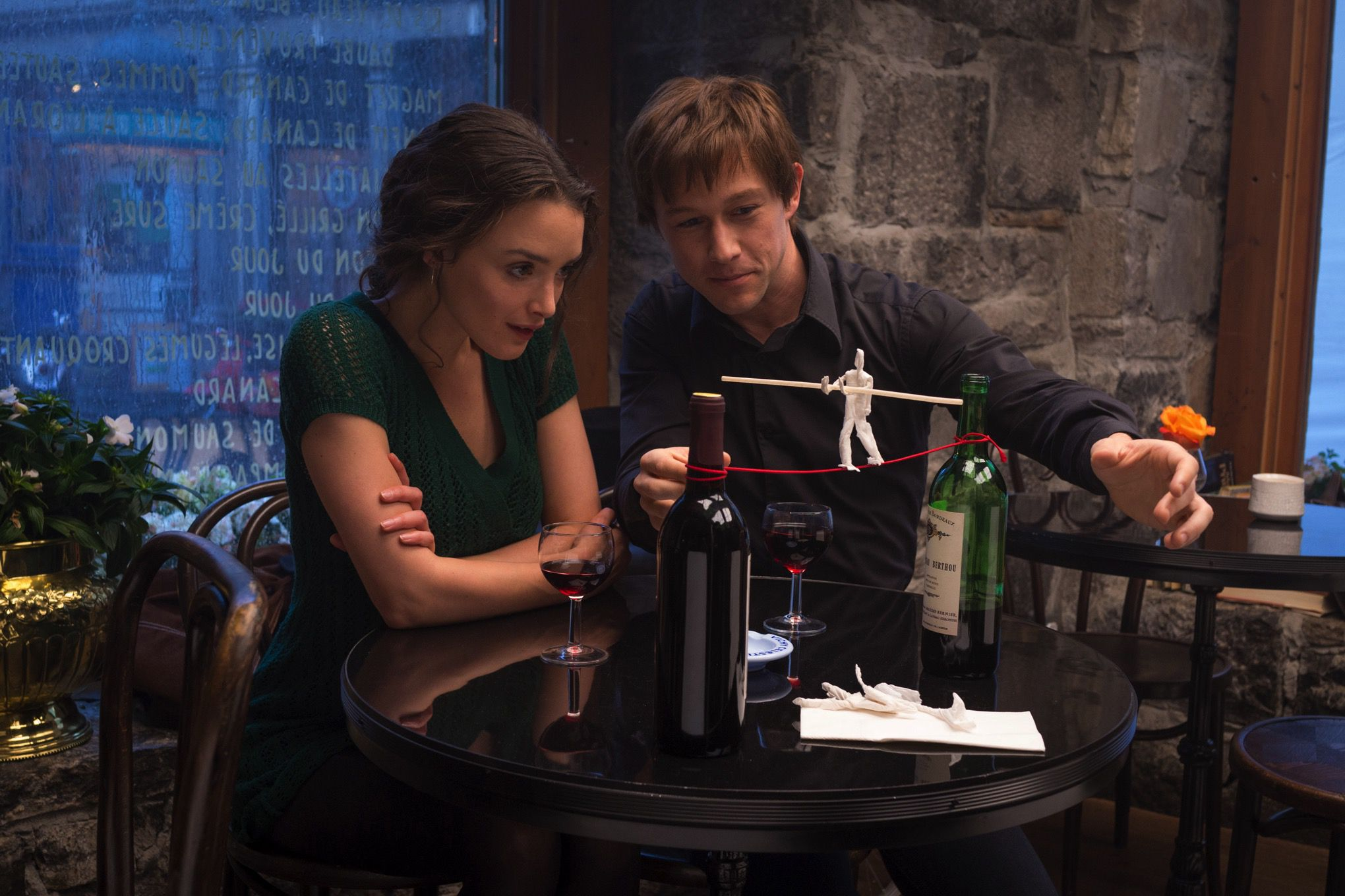 The Walk promotional images (SONY)