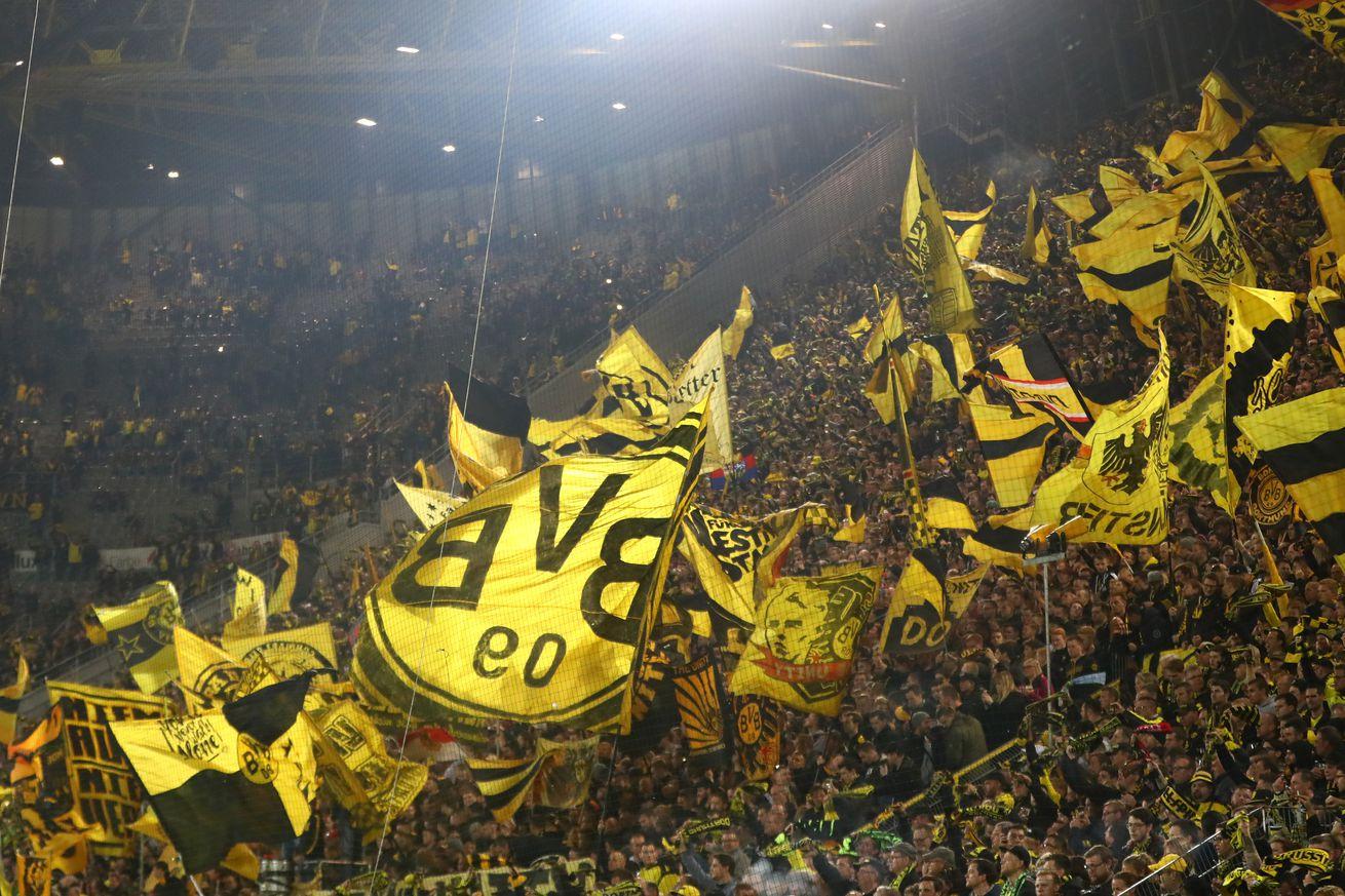Borussia Dortmund Announces Times for First Six Bundesliga Matches