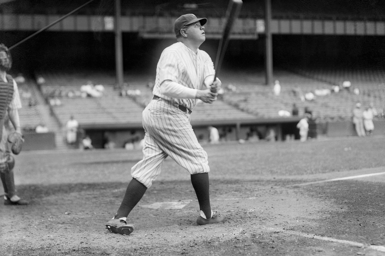 GettyImages 515171274.0 - Dorktown: The secret to not allowing homers to Babe Ruth was being bad, apparently