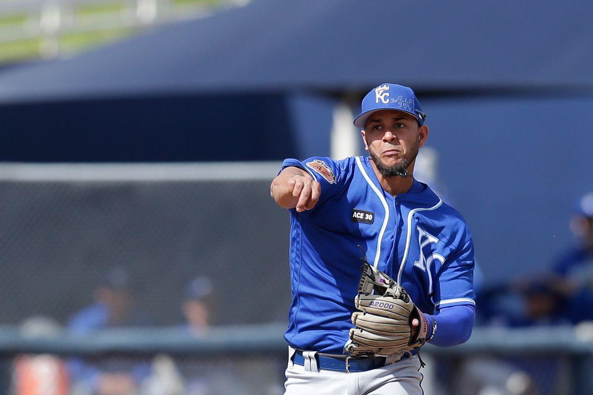 MLB: Spring Training-Kansas City Royals at Milwaukee Brewers