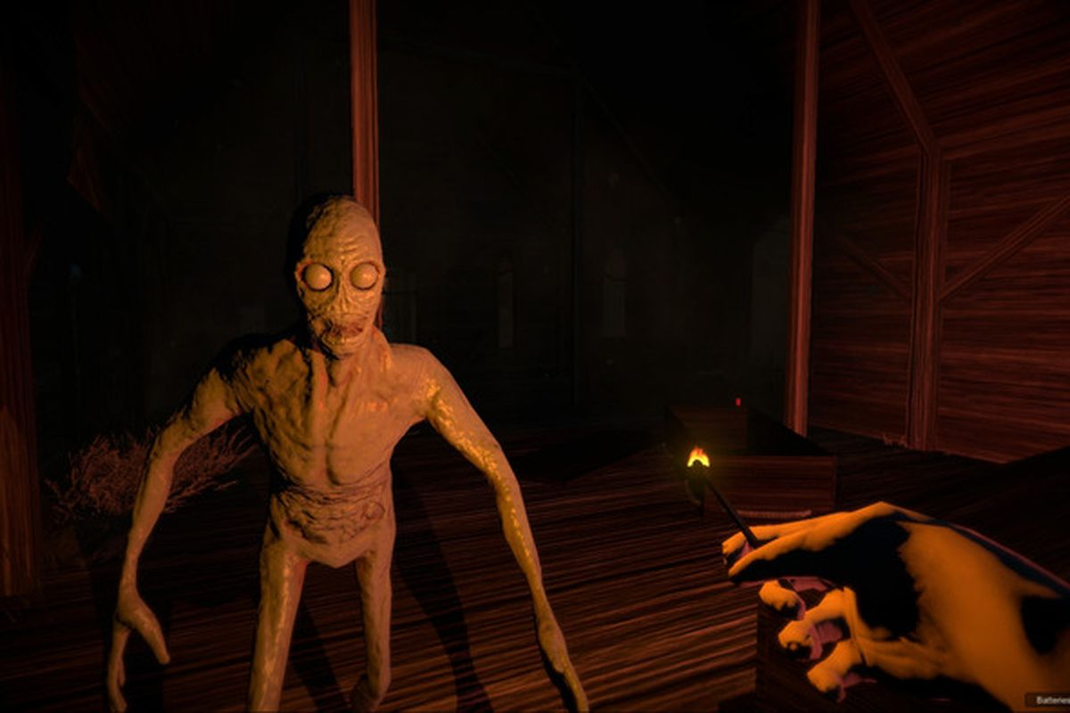 Horror Games For Xbox 1 : Indie survival horror game grave is coming to xbox one polygon