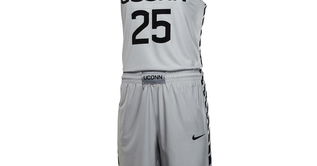 best service 3872b 8d65e UConn's PK80 jerseys are not good - The UConn Blog
