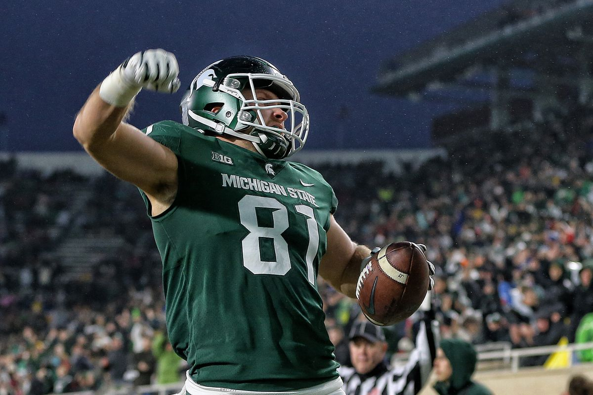 MSU football off to Redbox Bowl in California - The Only ...