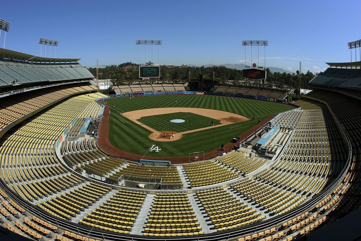 NHL Stadium Series: Seating chart released for Dodger Stadium ... on