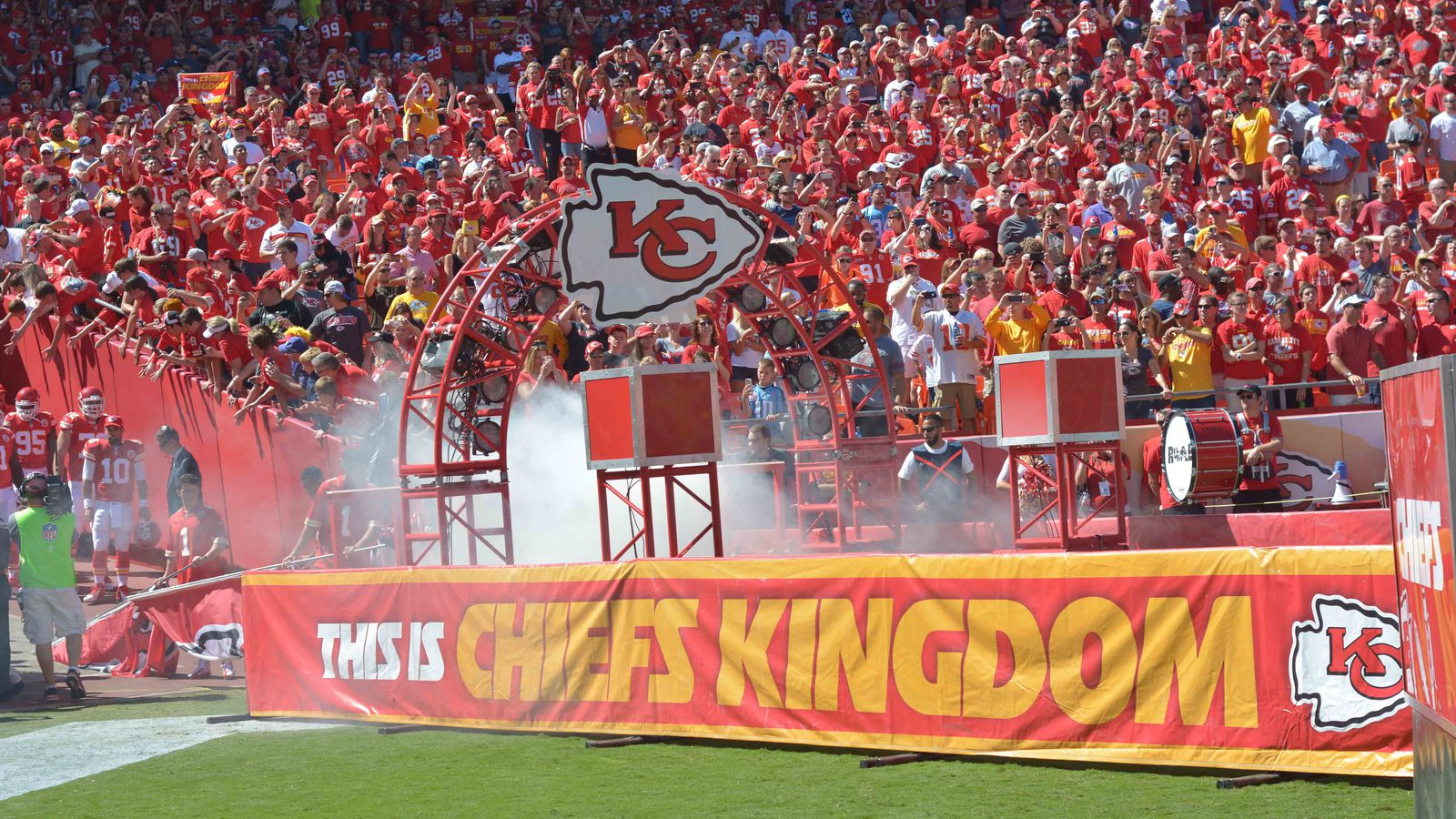 Kansas City Chiefs  Roster