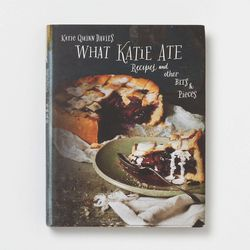 """304 pages of internationally-sourced recipes will delight an aspiring gourmand. <a href=""""http://www.shopterrain.com/sale-home/what-katie-ate/productOptionIDs/bd0459cc-8958-45c4-b120-330bd8a8856a"""">What Katie Ate</a>, $17.97"""