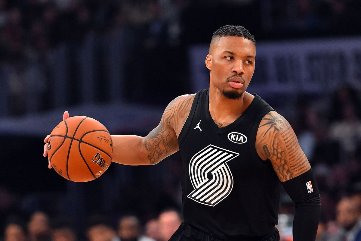Damian Lillard Selected as 2019 NBA All-Star Game Reserve ...