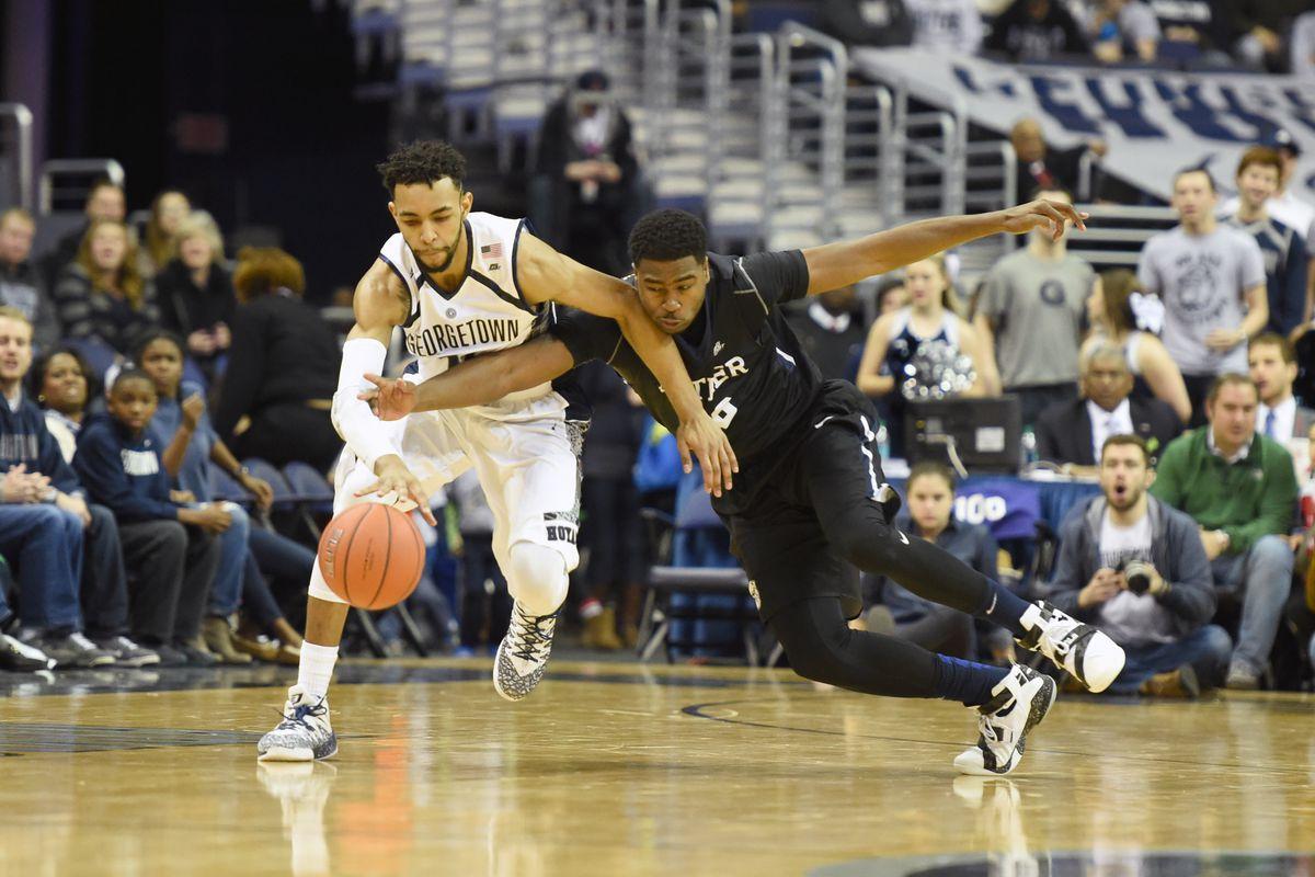 Butler v Georgetown