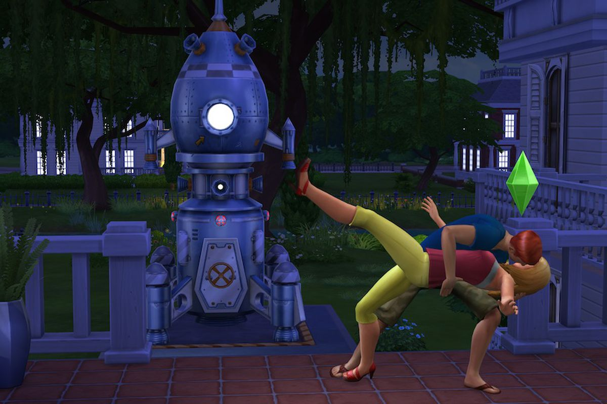 The Sims 4 levels up the emotion with new SmartSim (update: can play