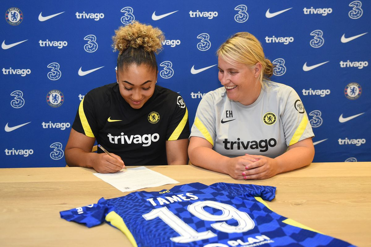 Chelsea FC Women Unveil New Signing
