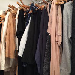 The Base Range clothing rack