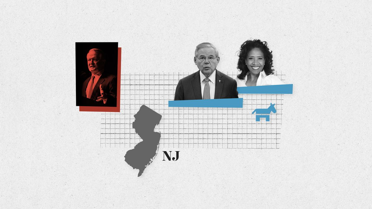 New Jersey is among the key battleground states in Democrats' fight to reclaim the House.