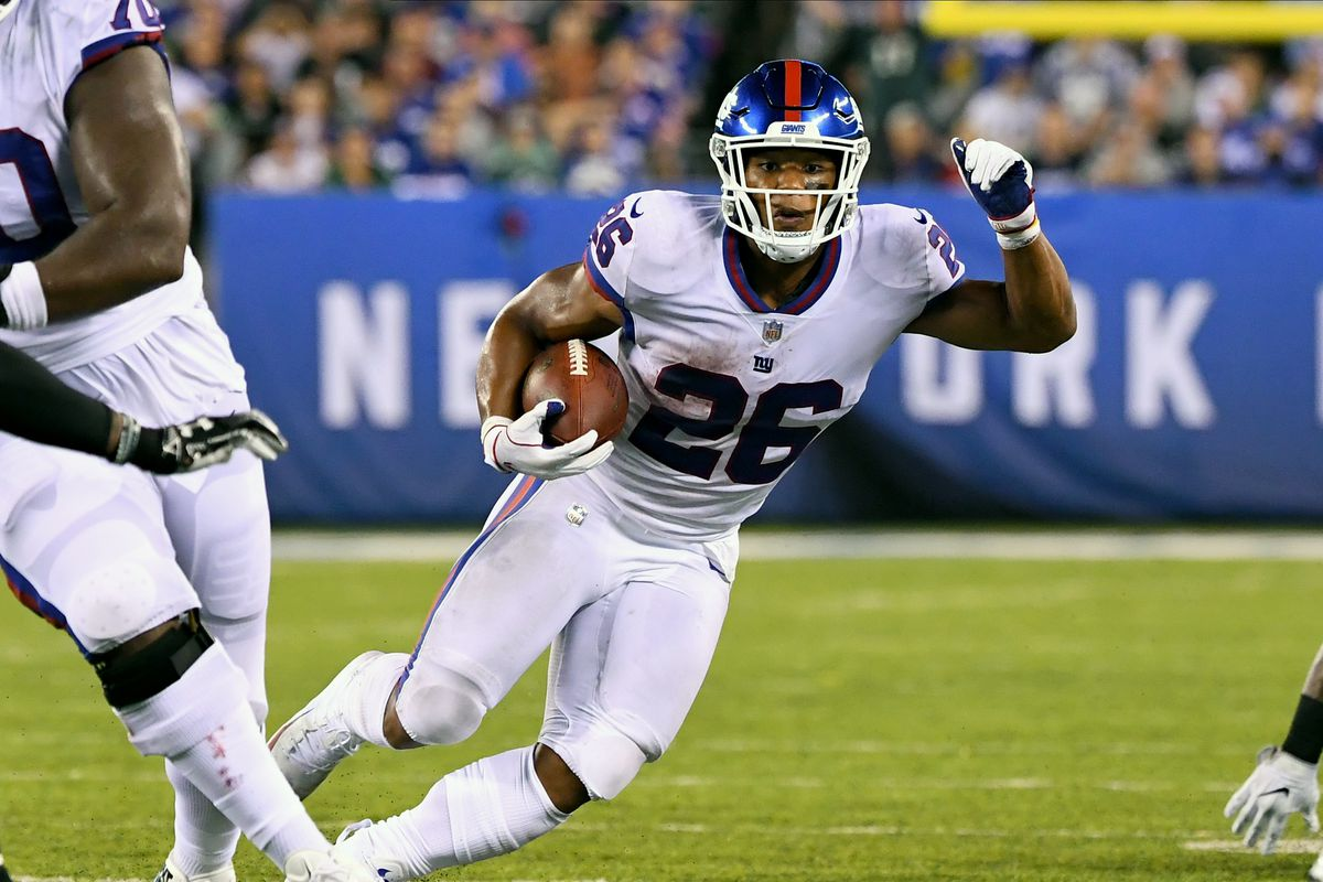 73ef4624aa3 By the numbers: Saquon Barkley wowed in Giants' loss to Eagles. Eli Manning  really didn't
