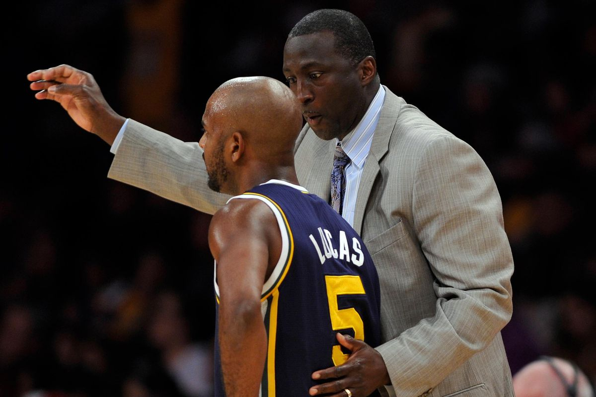 """""""I am thinking about getting a conductors wand, because, you know, I know what I'm doing as head coach of an NBA team."""""""