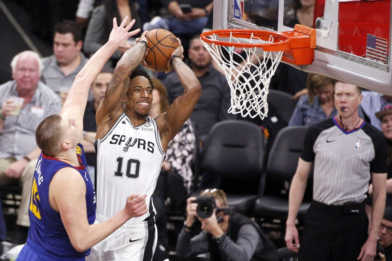 What we learned from the Spurs win over the Nuggets