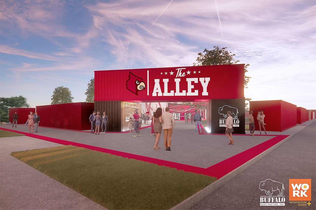 A new tailgate experience is coming to Cardinal Stadium