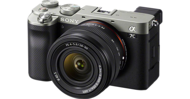 Sony announces $1799 A7C compact full-frame mirrorless camera – The Verge
