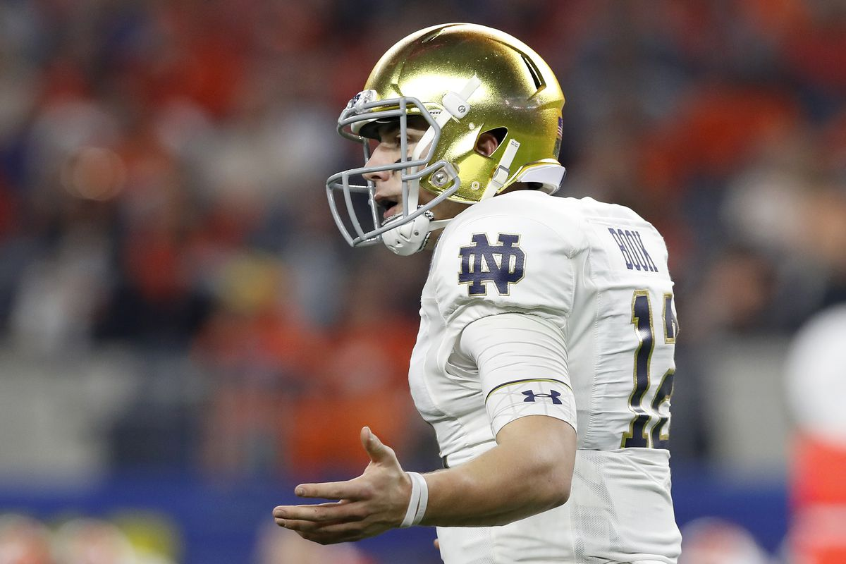 Notre Dame S Cotton Bowl Blowout Shows Again How Hard The