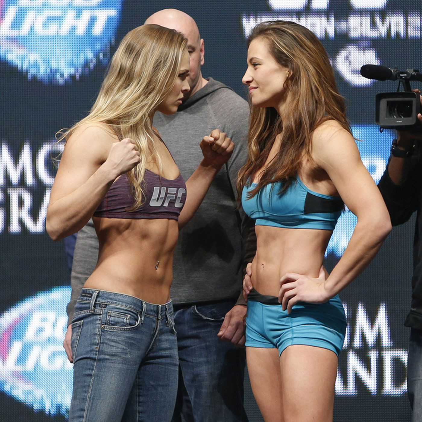 Miesha Tate: I would rather have had Ronda Rousey's career over ...
