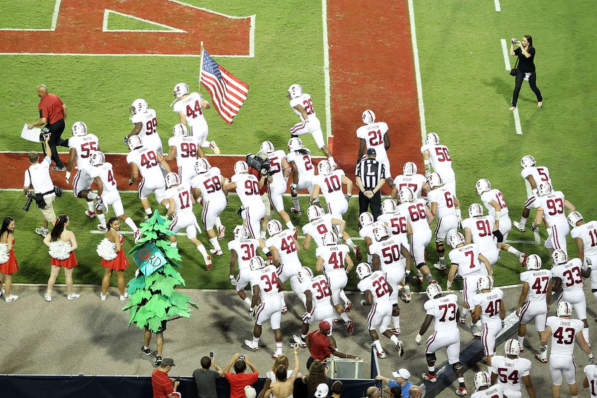 Stanford has been a second half team this year.