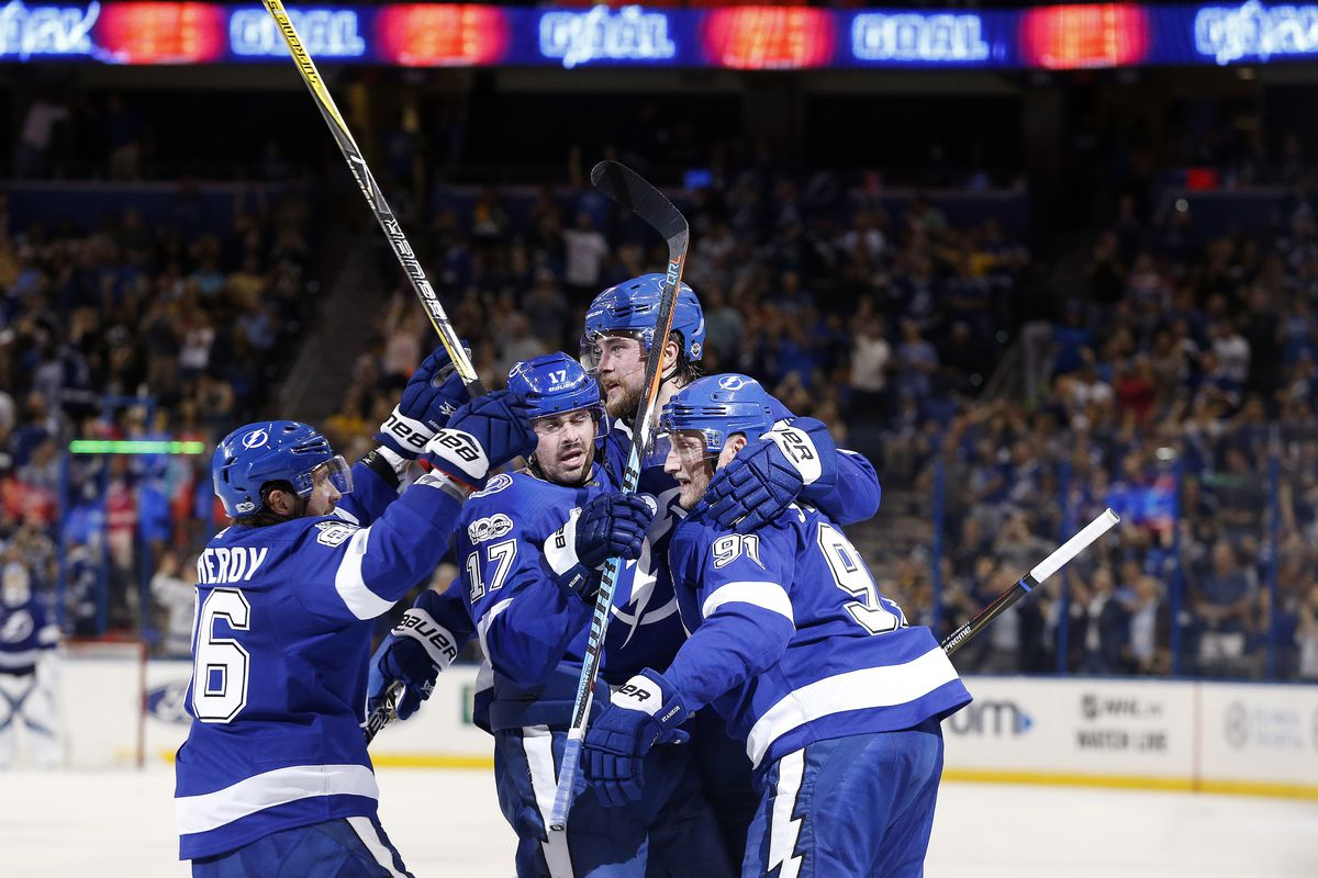 stamkos ties franchise record for most powerplay goals in lightning