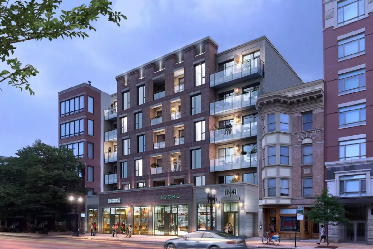 Transit Oriented Apartment Building Cleared To Rise In Old Town
