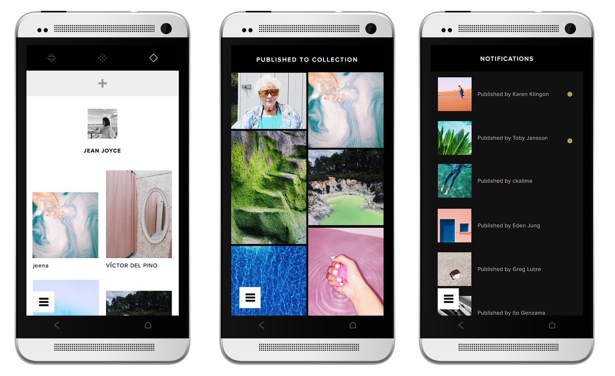 VSCO Cam's new Collections feature lets you curate your favorite