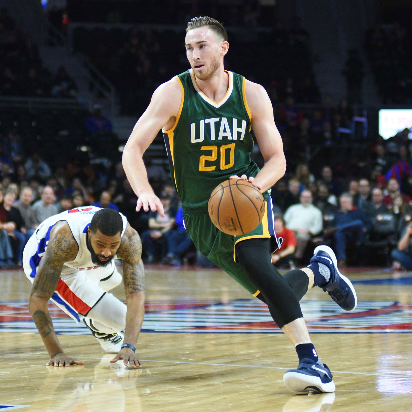 Pistons vs  Jazz Final Score: Late comeback not enough as the