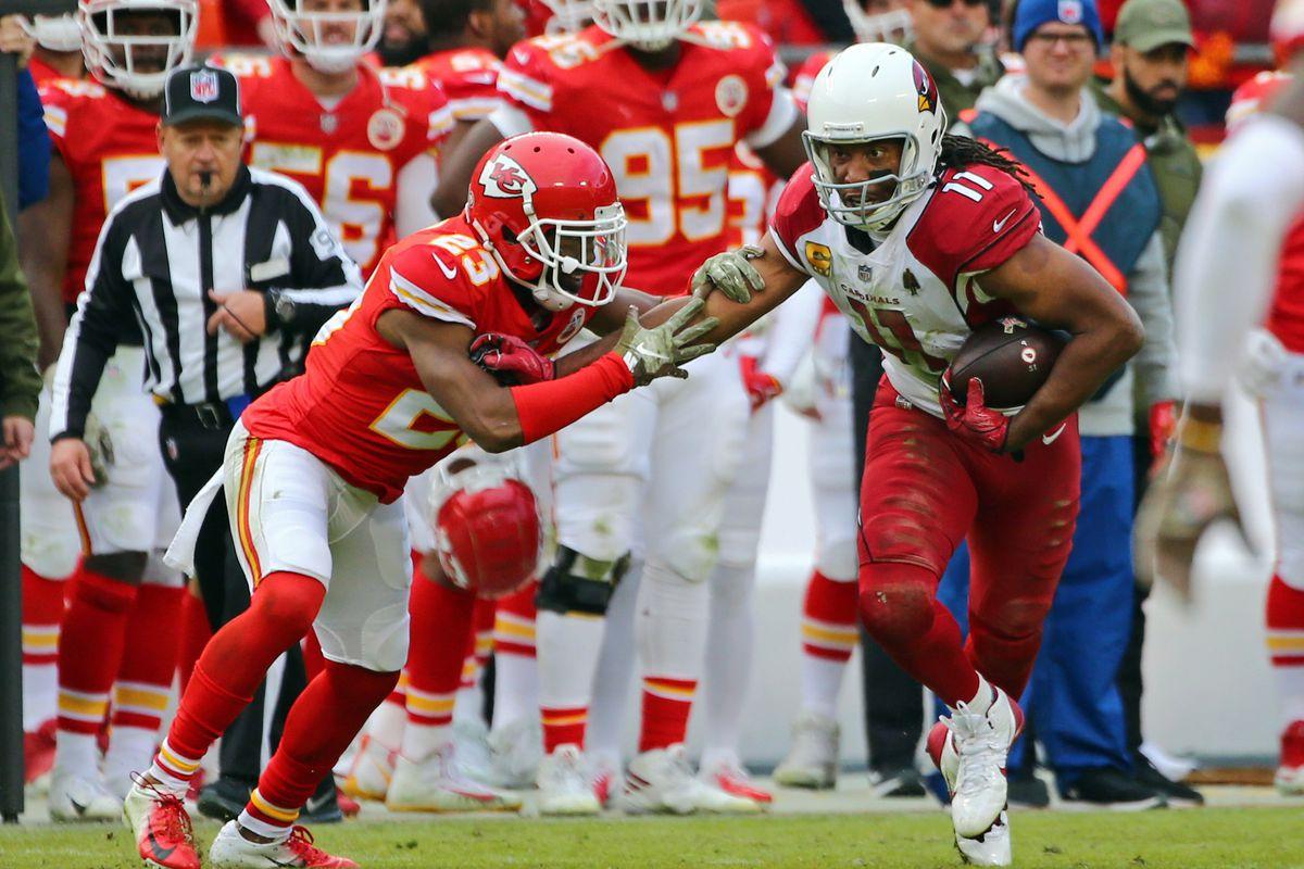 NFL: Arizona Cardinals at Kansas City Chiefs