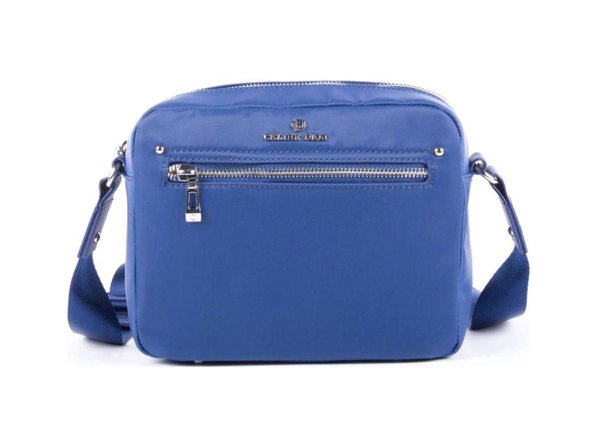 Céline Dion Presto Nylon Crossbody Bag, $108