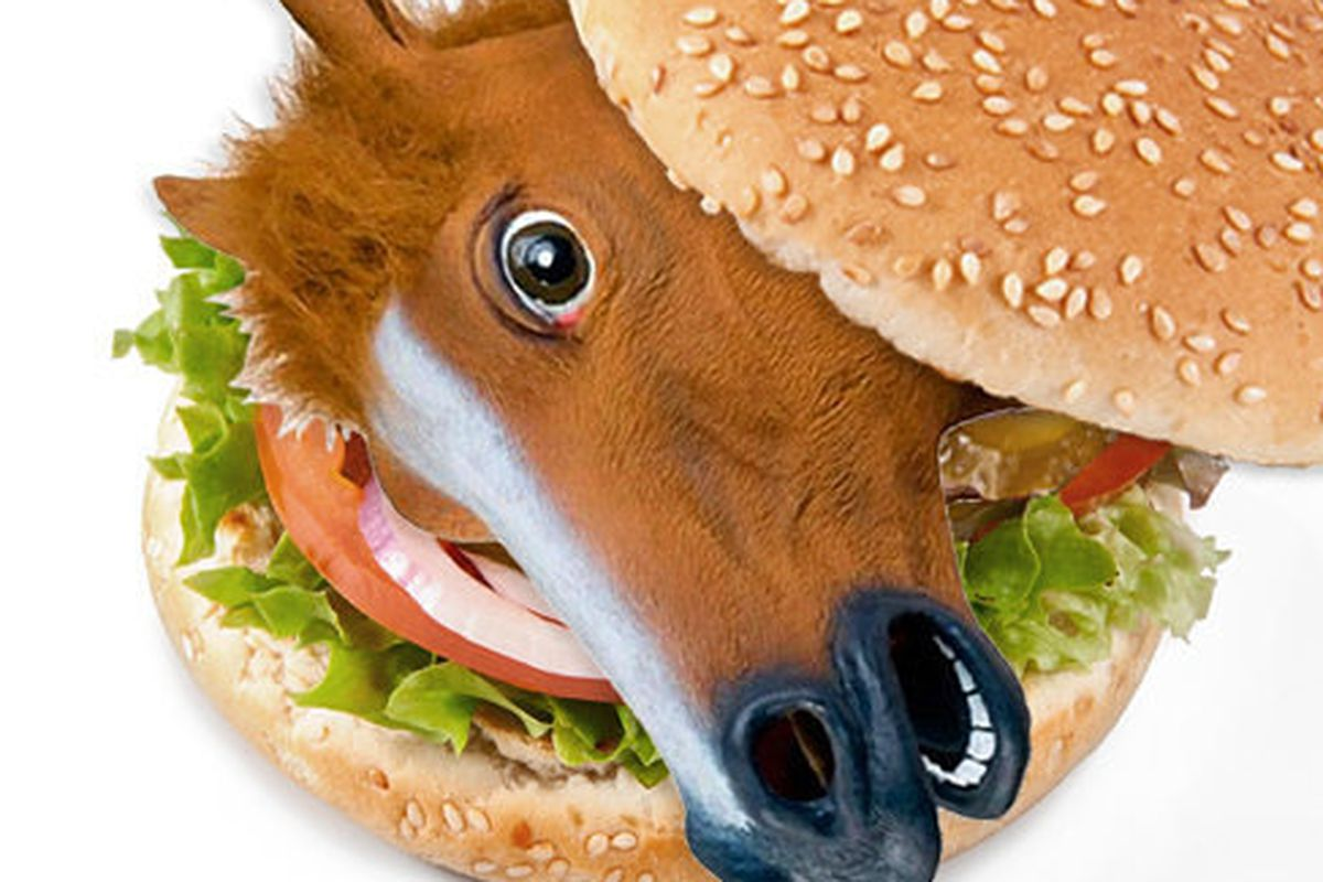 Horse Meat Fast Food